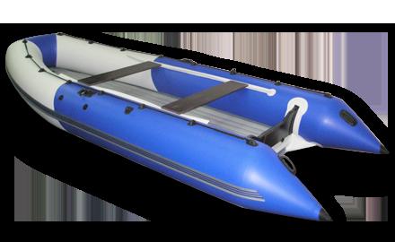 Надувная моторная лодка нднд СВ480