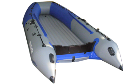 Надувная моторная лодка нднд СВ390мк