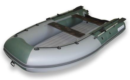 Надувная моторная лодка нднд СВ360 Comfort