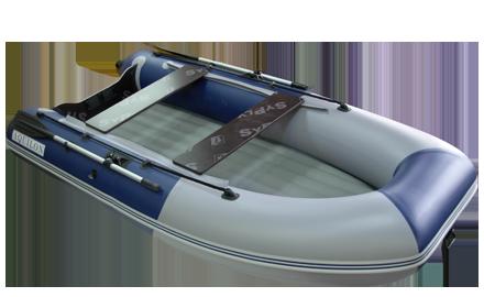 Надувная моторная лодка нднд СВ320