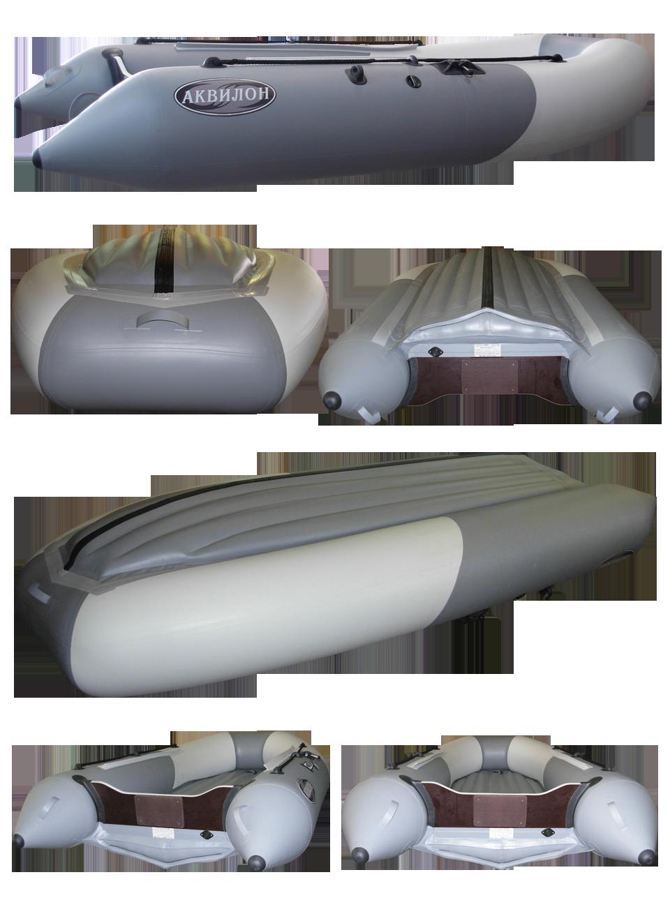 Надувная моторная лодка нднд СВ320 Light